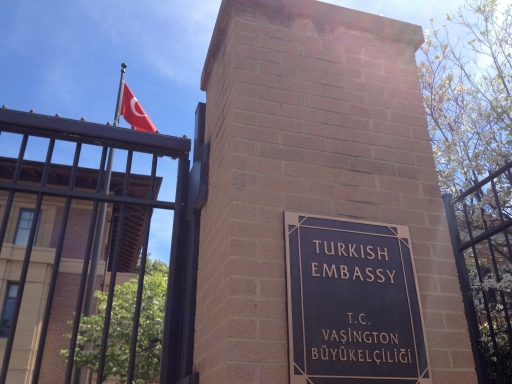 The Embassy of the Republic of Turkey