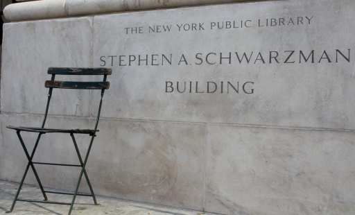 Stephen Schwarzman Building