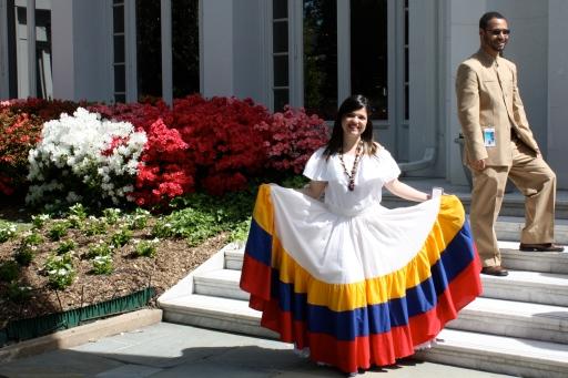 Welcome to the Venezuelan Embassy