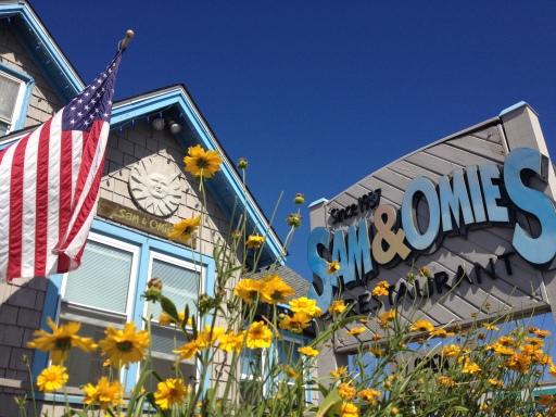 Sam & Omies Restaurant began as a haven for local fishermen.