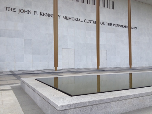 The Kennedy Center in Washington, D.C., is a living memorial to President John F. Kennedy.