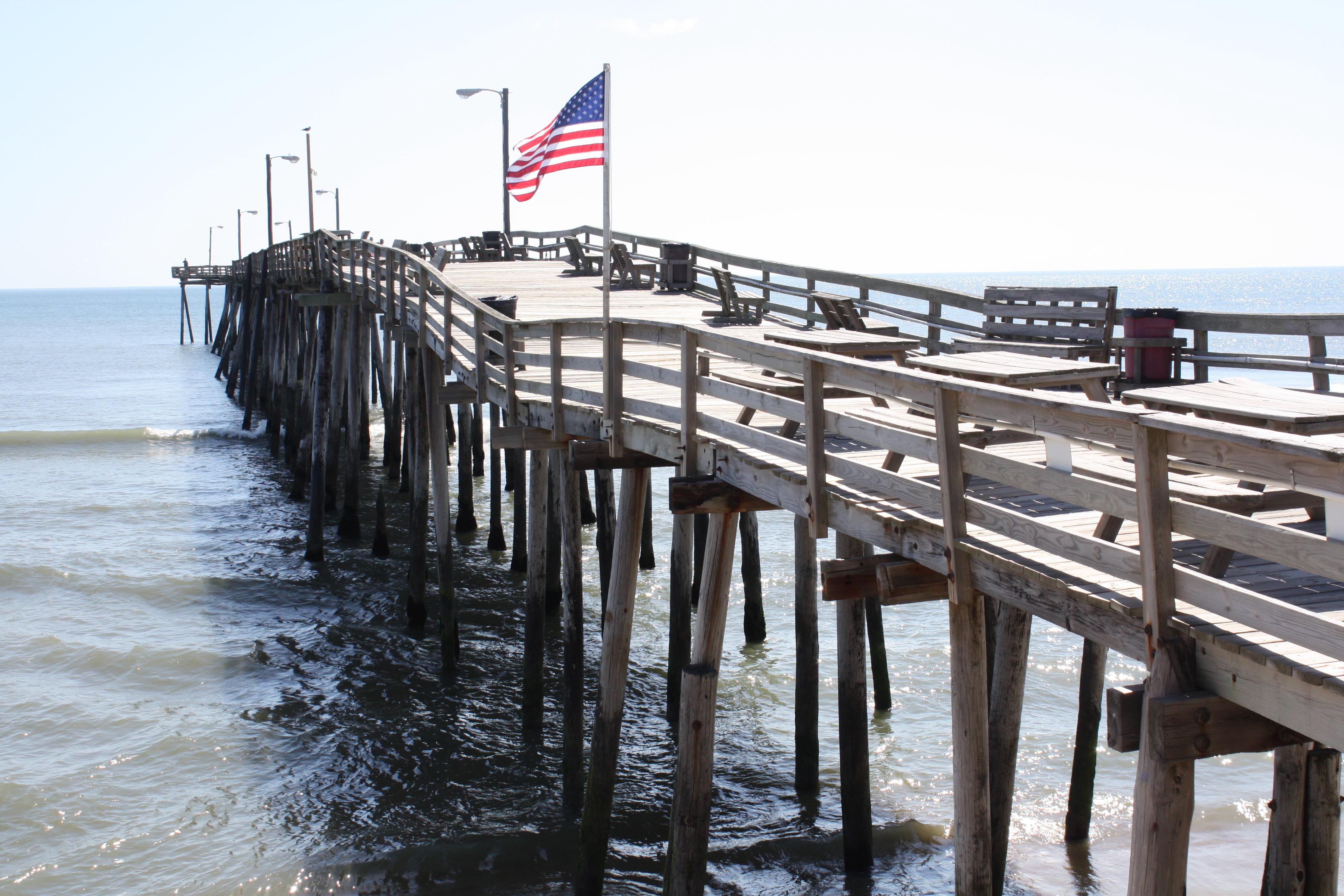 nags head fishing pier