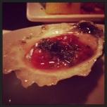 Sardine Room Oyster