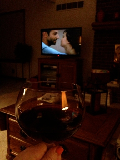 Two of the greatest things in life: cabernet and Bradley Cooper.