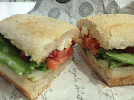 Veggie Earl of Sandwich