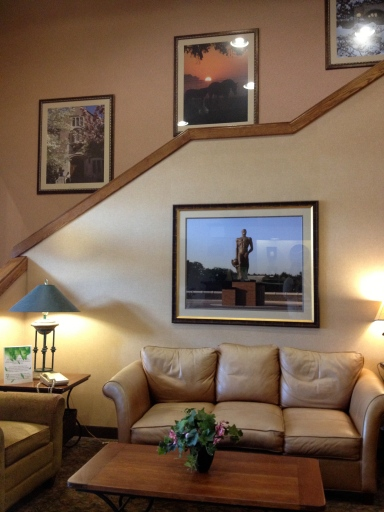 Comfort Inn Okemos lobby