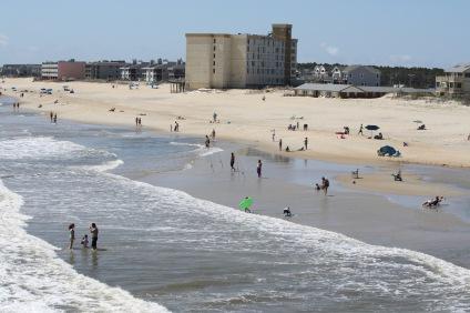 OBX beach