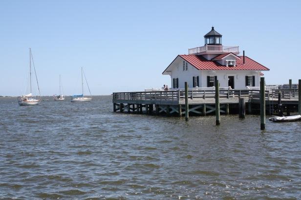 Roanoke Marshes Lighthouse