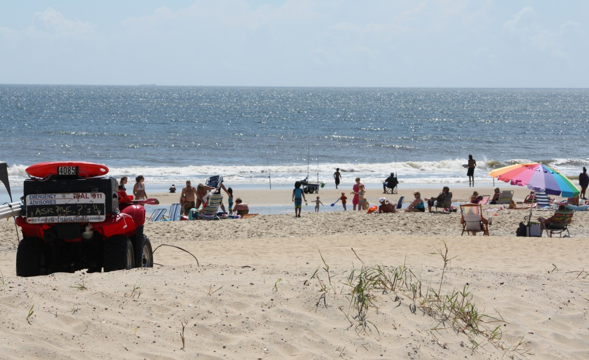 Beaches within five hours of Washington, D.C.