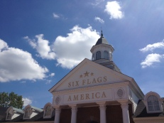 Six Flags America | Where Erin Goes