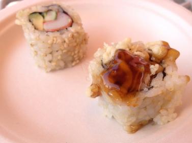 Wegmans sushi