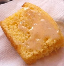 Proud Mary sweet corn muffin
