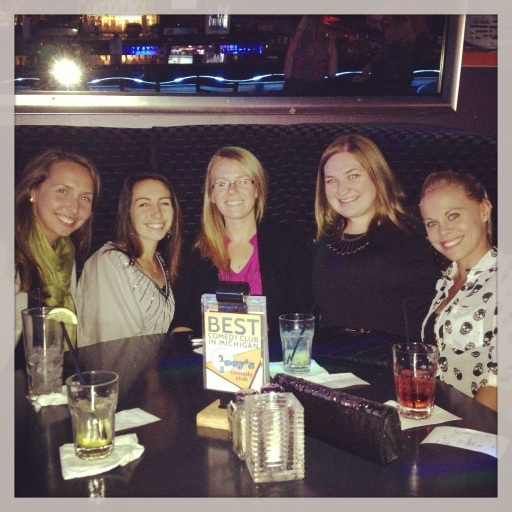 Girls night!