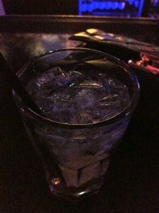 Vodka Tonic all day. I mean, night.