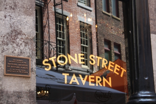 Stone Street Tavern | Where Erin Goes