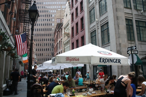 Stone Street during the daytime