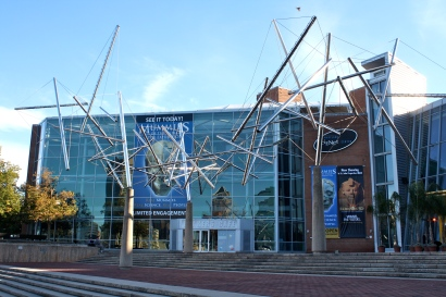 Maryland Science Center   Where Erin Goes