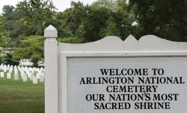 Arlington National Cemetery | Where Erin Goes