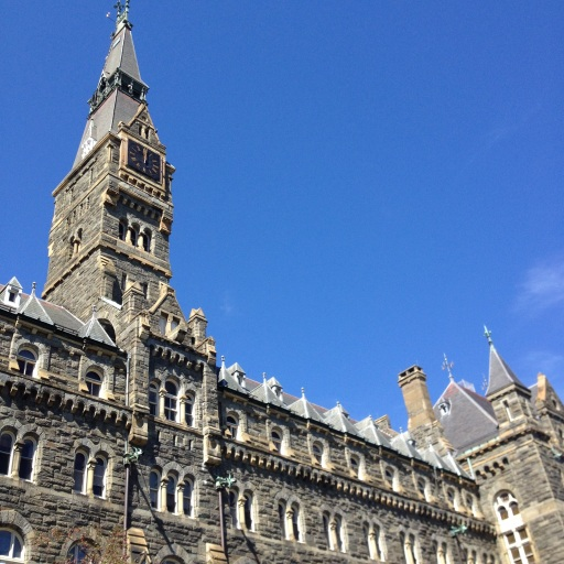 Georgetown University | Where Erin Goes