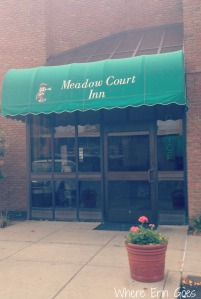 Ithaca, N.Y., motel Meadow Court Inn is a 15-minute walk to downtown.