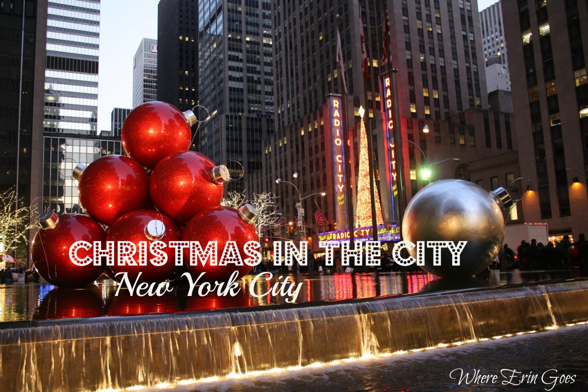 Photo Friday: Christmas in New York