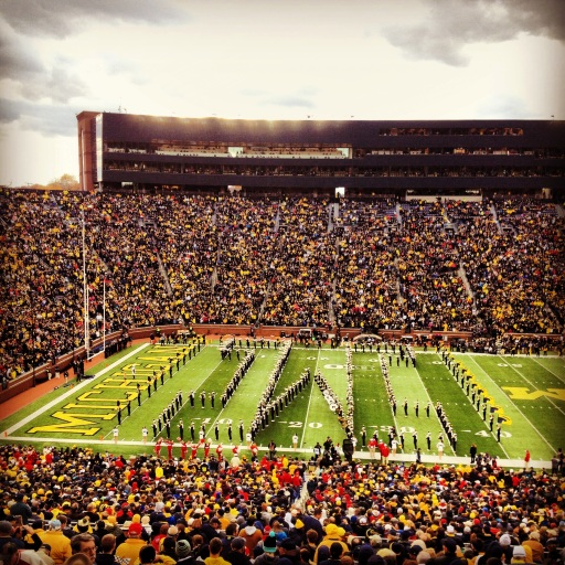 The Big House - Ann Arbor, Mich.