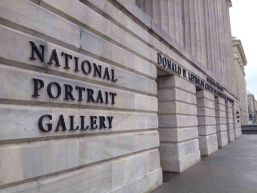 The National Portrait Gallery in Washington, D.C.