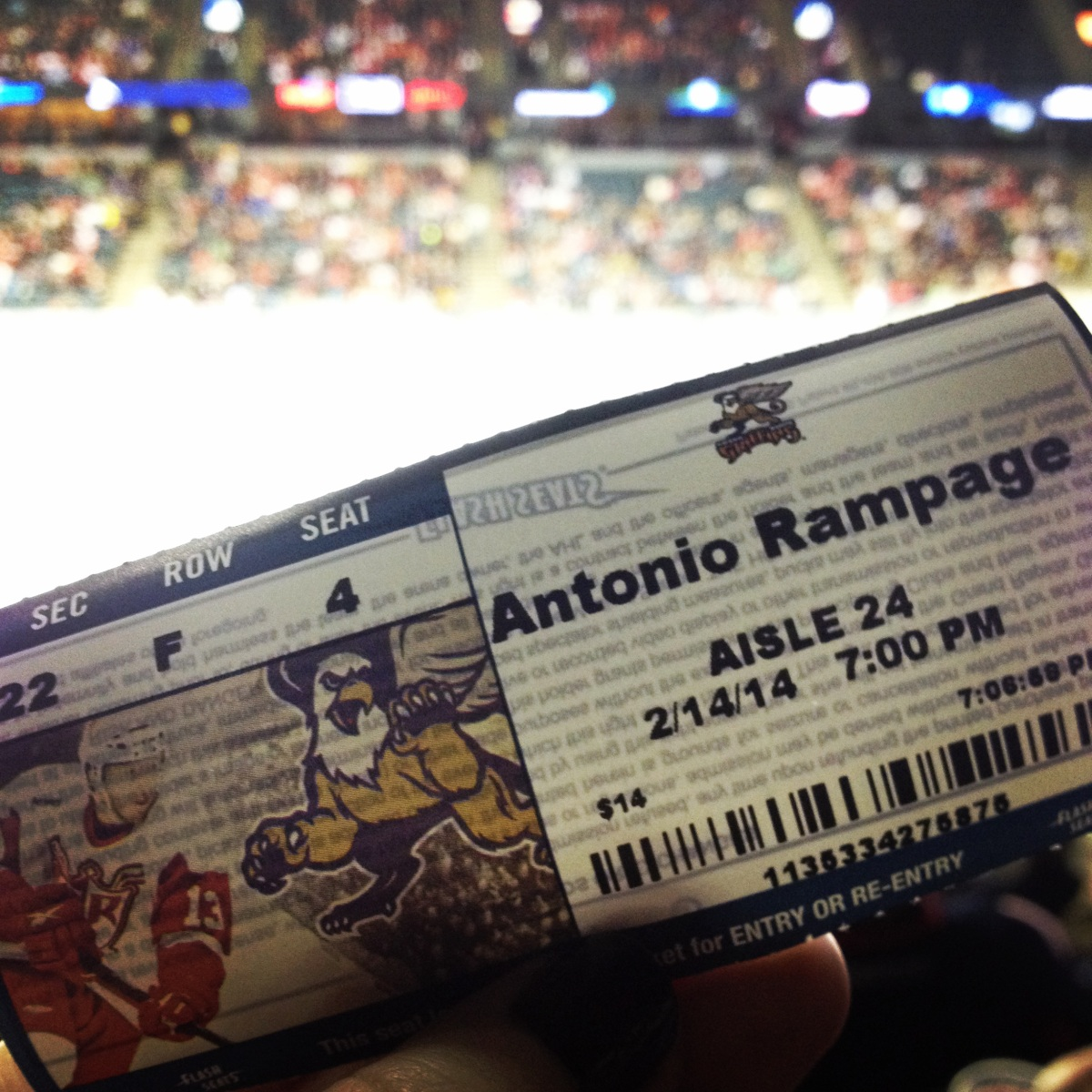 Why I love my city: Grand Rapids Griffins games