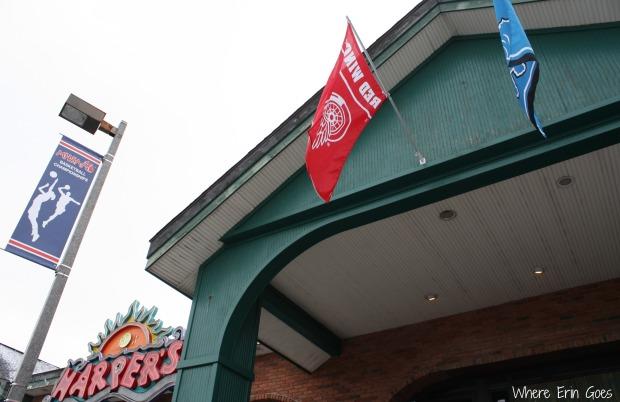 Harper's Restaurant & Brewpub in East Lansing, Mich. (Photo by Erin Klema.)