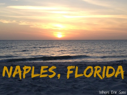 Naples, Florida   Where Erin Goes (Photo by Erin Klema.)