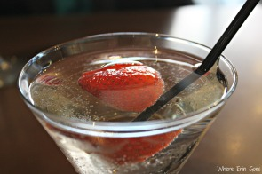 Bellini at Detroit Seafood Market (Photo by Erin Klema)