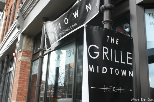 The Grille Midtown opened in the fall of 2013 in Detroit's Midtown neighborhood. (Photo by Erin Klema)