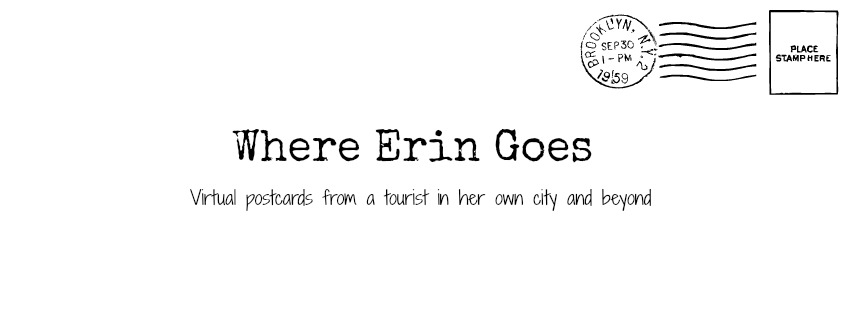 Where Erin Goes