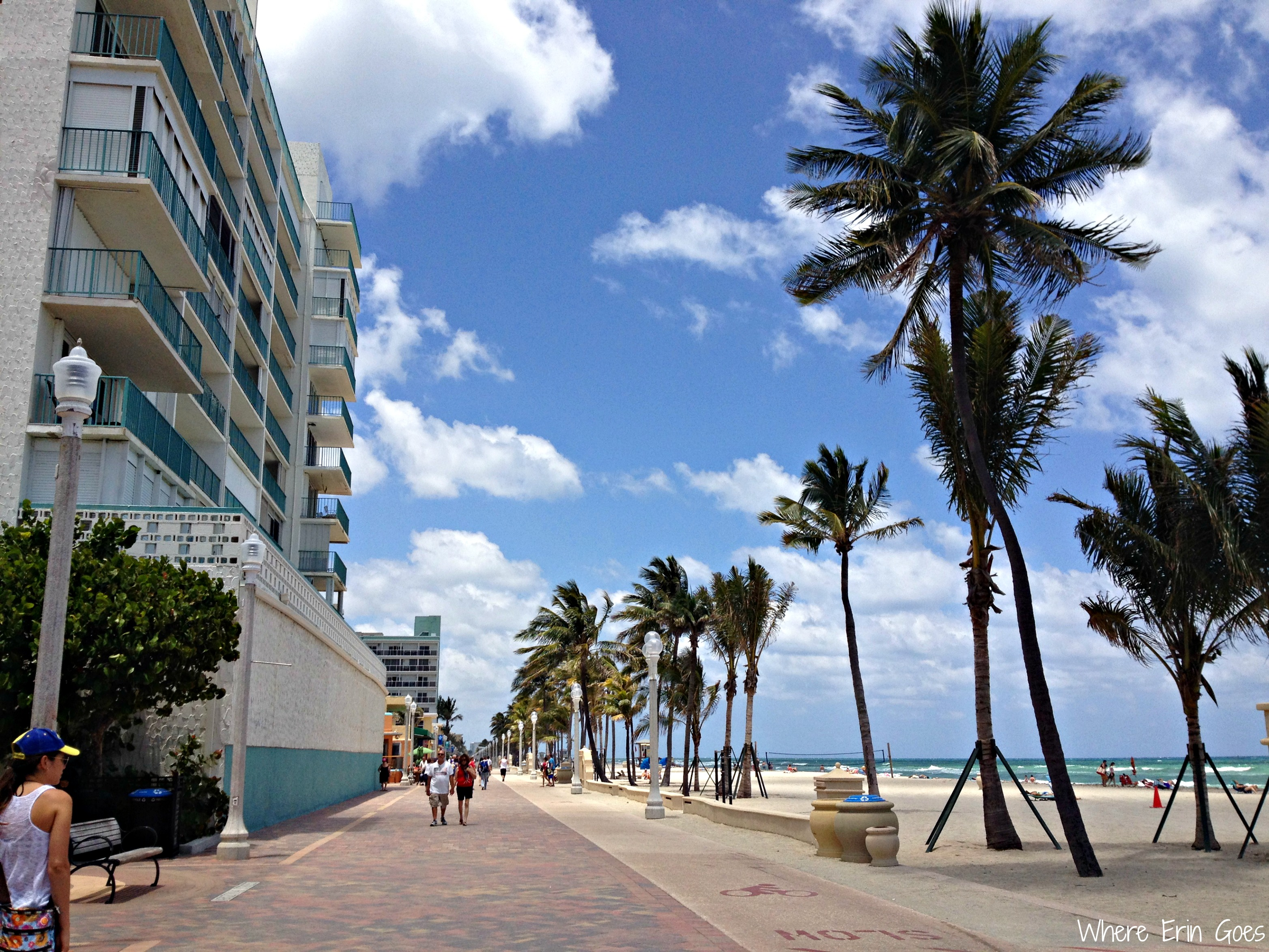 Hollywood Boardwalk Florida Hotels