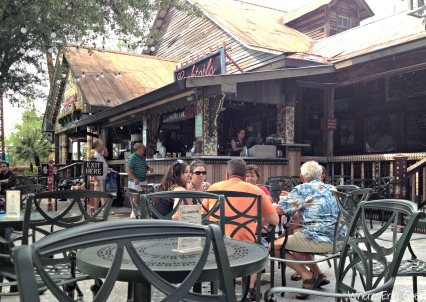 House of Blues Front Porch Bar