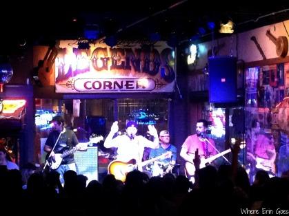 Legends Corner in Nashville (Photo by Erin Klema)