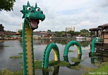 LEGO Lock Ness Monster?