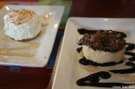 Bistro cakes are new and adorable desserts at bd's Mongolian Grill. (Photo by Erin Klema)