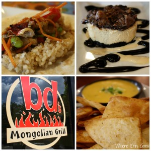 bd's Mongolian Grill - Dearborn, Mich.