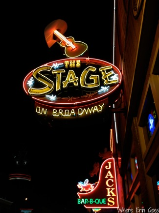 The Stage on Broadway (Photo by Erin Klema)