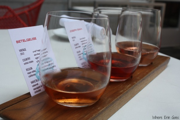 The rose flight at Reserve in Grand Rapids, Mich. (Photo by Erin Klema)