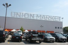 Union Market in Washington, D.C.   Where Erin Goes