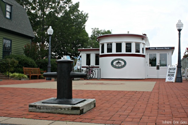The Chesapeake Bay Maritime Museum in St. Michaels (Photo by Erin Klema)