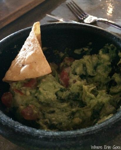 Mix-it-yourself guacamole at Fajita Republic (Photo by Erin Klema)