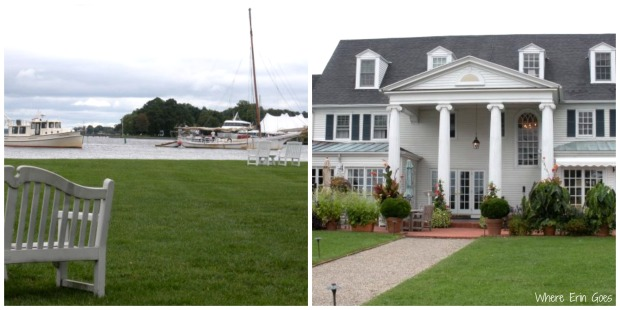 The Inn at Perry Cabin in St. Michaels, Md. (Photos by Erin Klema)