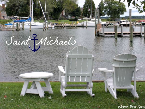 Five reasons to visit St. Michaels, Md. | Where Erin Goes