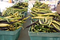 Beans for sale at Union Market (Photo by Erin Klema)