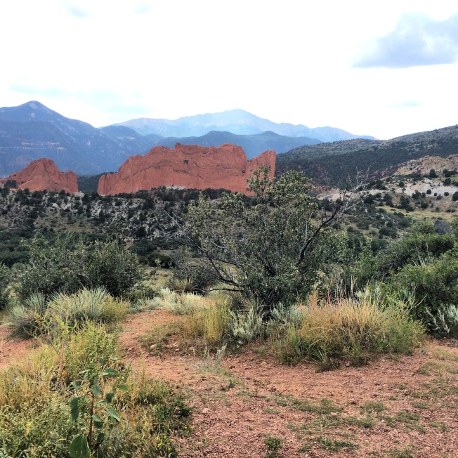 Garden of the Gods is one of the top attractions visited in Colorado Springs. (Photo by Erin Klema)