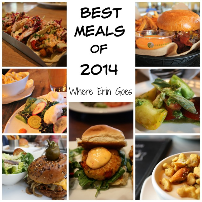 Best Meals of 2014 | Where Erin Goes